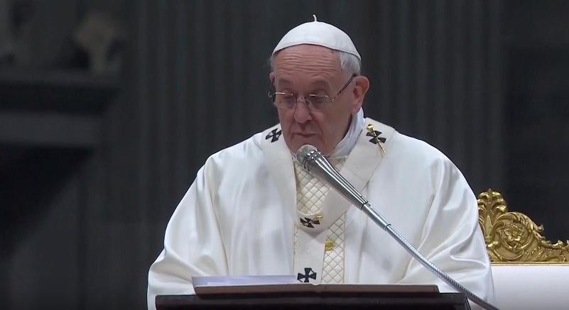 """Papa Francesco, Urbi et Orbi in Piazza San Pietro, """"il nostro è il Dio delle sorprese"""""""