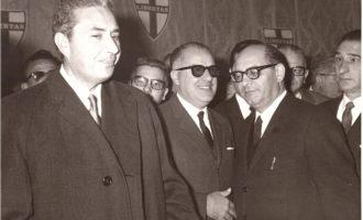 Convegno sull'uccisione di Aldo Moro e della sua scorta organizzato dall'Unitus