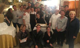 Alternanza Scuola Lavoro in Sicilia per l'Alberghiero Cappannari di Civitavecchia