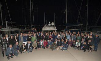 Si è conclusa a Civitavecchia la Gara Nazionale dei 23 Istituti Nautici d'Italia presente il Calamatta