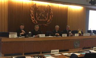 Il Comandante Generale della Guardia Costiera italiana incontra il Segretario Generale dell'IMO