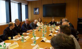 Prima riunione del ComitatoNazionale Welfare per la Gente di mare