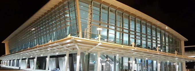 Il porto di Civitavecchia guarda al futuro: inaugurato il nuovo terminal crociere 'Amerigo Vespucci'