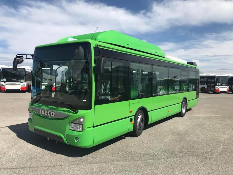 Civitavecchia, la Giunta dà l'ok per l'acquisizione degli autobus a metano