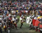"""Al Castello di Santa Severa va in scena il torneo """"Battle of nations"""""""