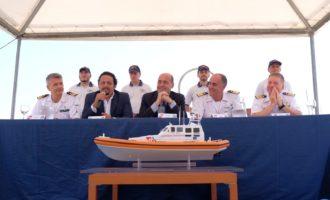 """Presentata l'operazione """"Mare Sicuro 2018"""" della Guardia Costiera del Lazio"""