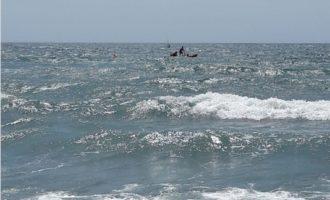 Campo di Mare, rinvenuto ordigno bellico inesploso in acqua