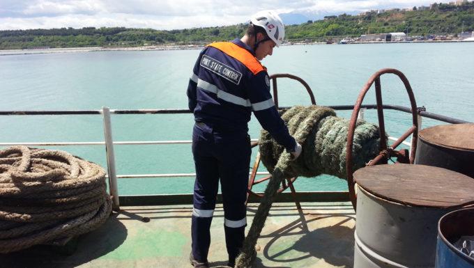 """Al via la campagna """"Traghetto Sicuro"""" della Guardia Costiera a tutela della sicurezza dei passeggeri"""