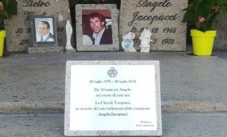 Tarquinia ricorda Angelo Jacopucci a 40 anni dalla sua scomparsa