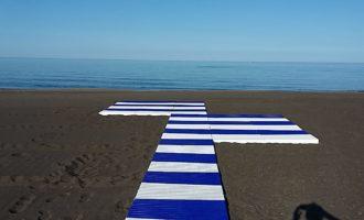 Cerveteri, giovedì 19 l'inaugurazione delle passerelle per disabili a Campo di Mare