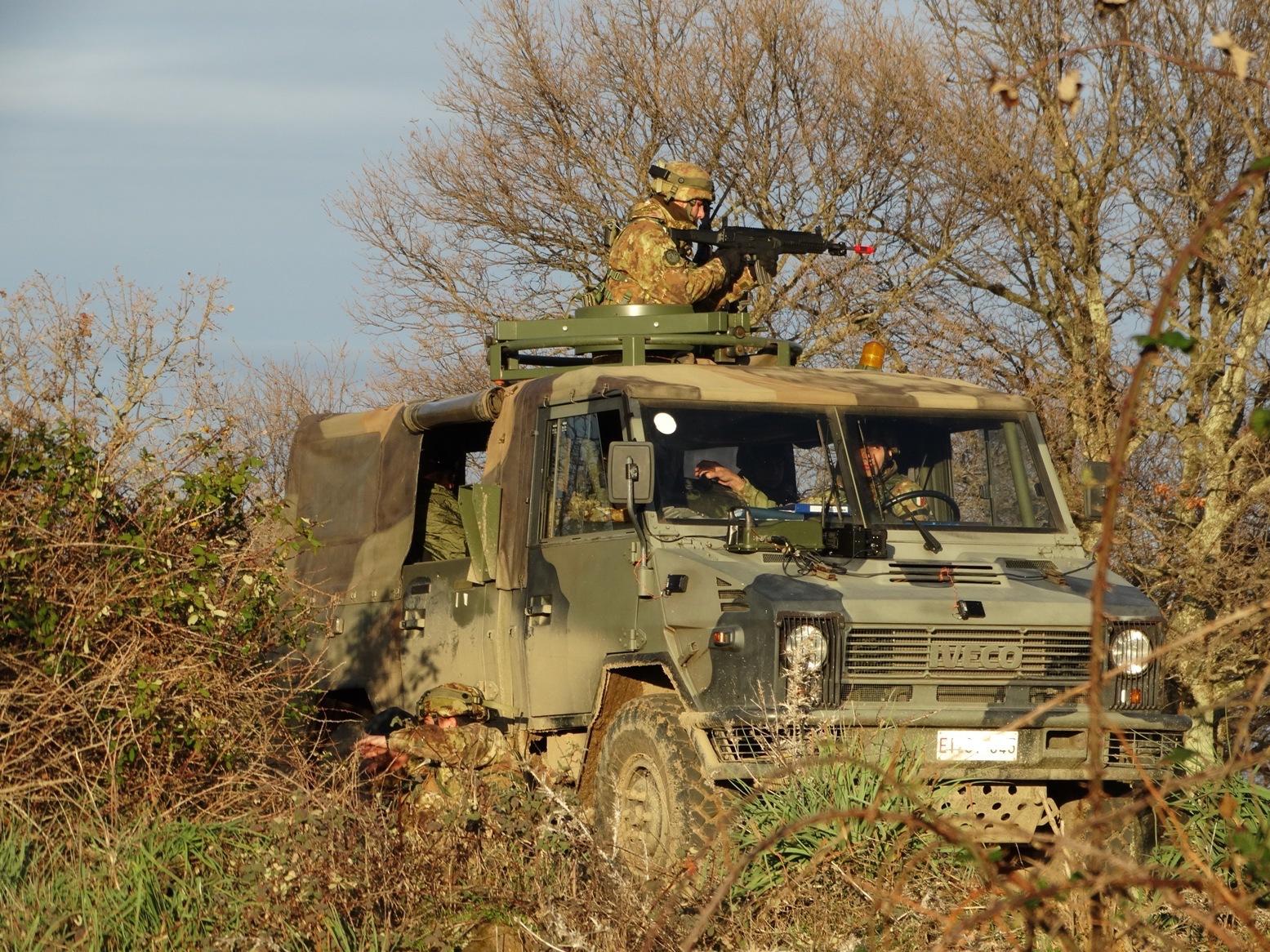 Il Ce.Si.Va. a capo del progetto europeo finalizzato alla certificazione dell'addestramento militare europeo