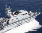 Santa Marinella: motovedetta della stazione navale delle Fiamme Gialle trae in salvo due diportisti danesi in difficoltà