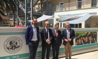 Presentato il primo corso di laurea in Economia Circolare al polo UNITUS di Civitavecchia