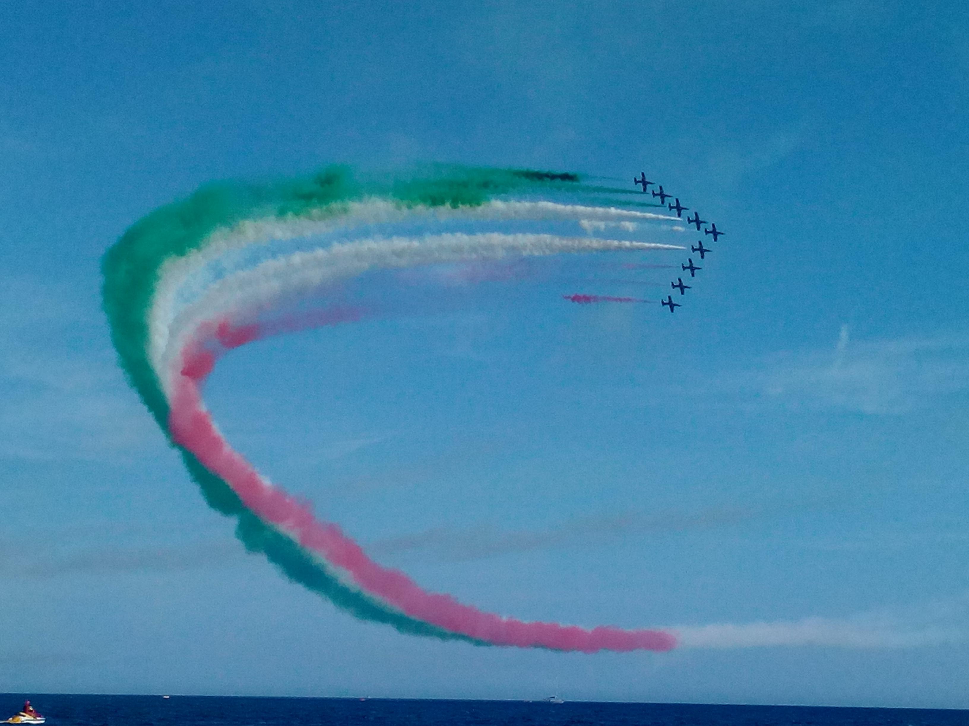 Air Show Ladispoli un successo oltre ogni aspettativa