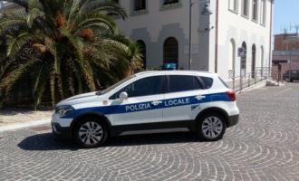 Sciopero della polizia locale di Civitavecchia
