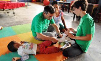 Cena solidale per aiutare i bambini disabili peruviani