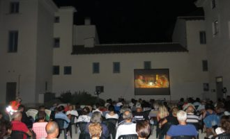 Cinema al mare al Papaya Beach di Fiumicino