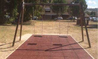 Civitavecchia, il Comune mette in sicurezza e sostituisce alcuni giochi nelle aree a verde