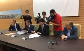 La logistica si sviluppa tra il porto di Civitavecchia e quello di Brindisi firmato l'accordo
