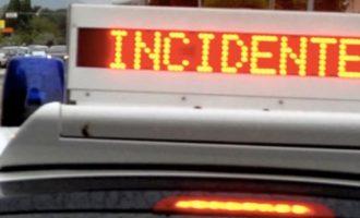 Scontro fra auto a Santa Marinella