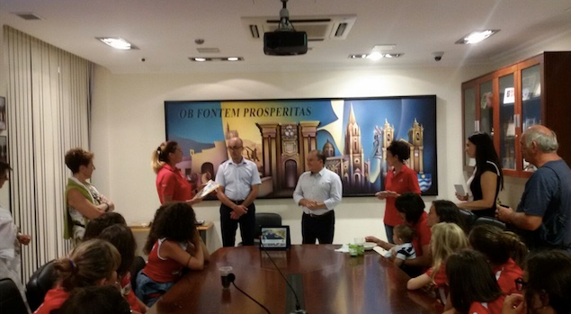 Il Tolfa volley ospite dei gemellati maltesi