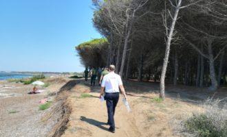 Tarquinia, ancora un fine settimana di controlli a San Giorgio e S. Agostino