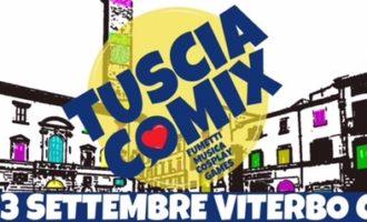 Tuscia Comix, a Viterbo dal 21 al 23 settembre