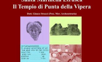 Appuntamento con Archeoetruria si parla del tempio etrusco di Punta della Vipera