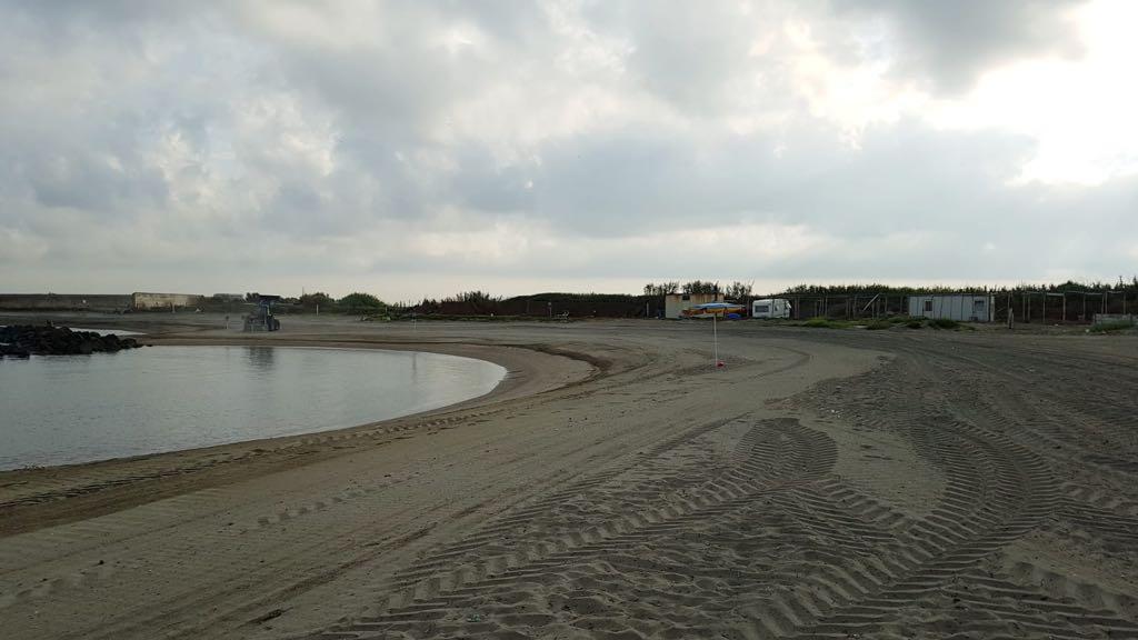 Fiumicino, terminata la bonifica dell'arenile in via della Pesca