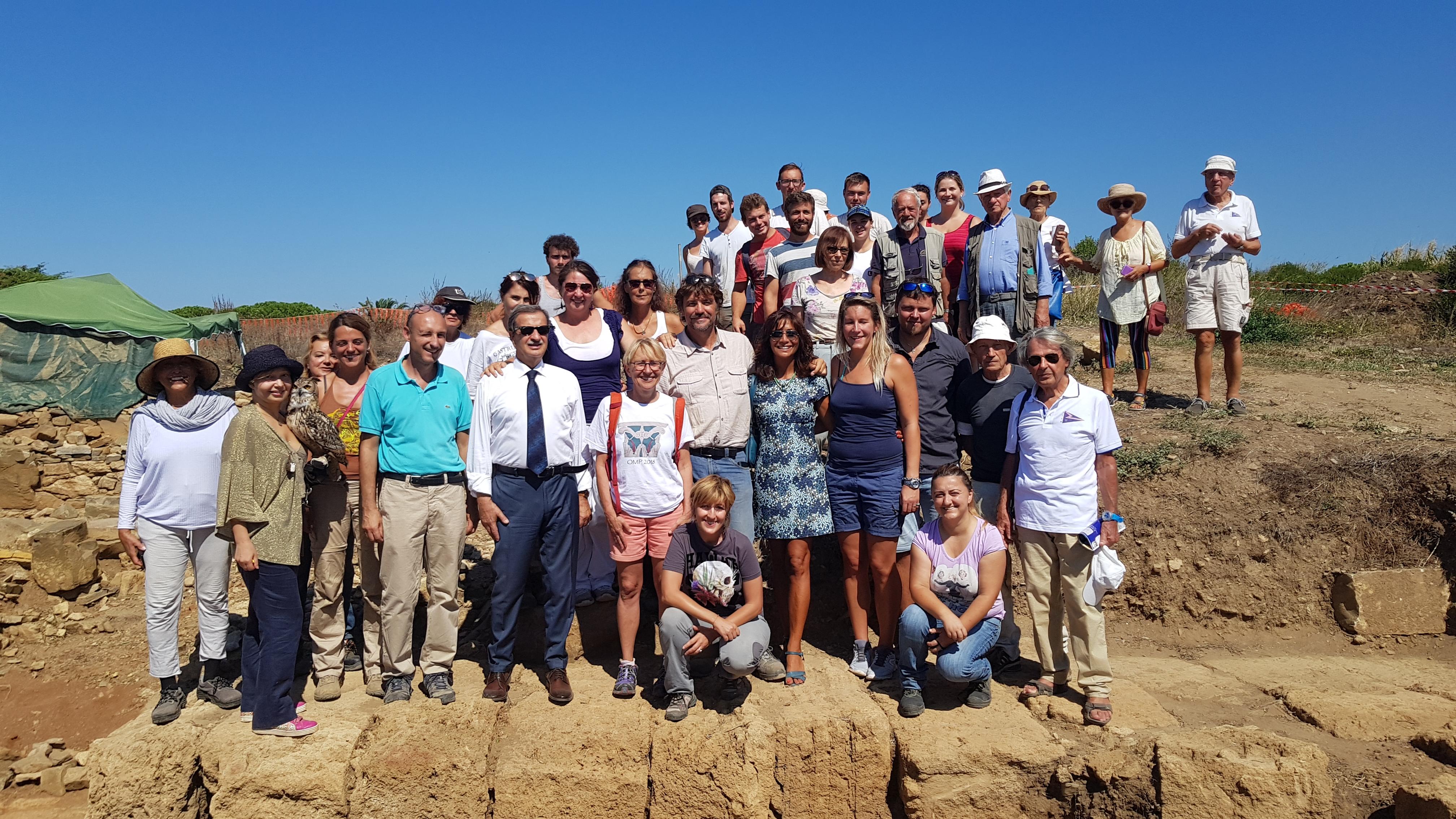 Santa Marinella:fino al 30 settembre visite guidate agli scavi di Castrum Novum