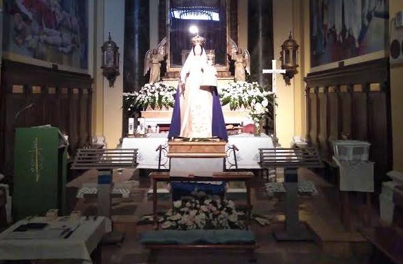 A Civitavecchia due giorni di grande spiritualità e fede