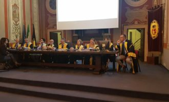 All'UNITUS di Viterbo consegnati i diplomi del Master in Criminologia