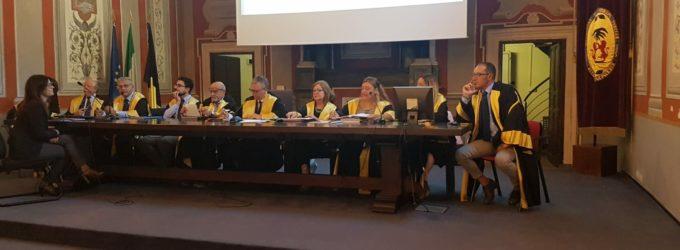 All'UNITUS di Viterbo consegnati i diplomi del Master in Criminologia