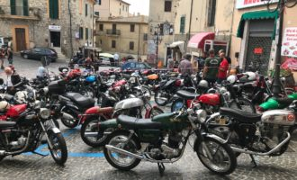 Santa Marinella, grande successo del 37° moto-raduno HOMC