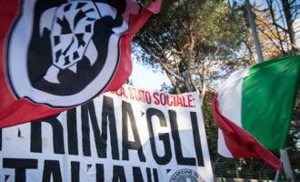 Civitavecchia, Rifondazione Comunista aderisce alla manifestazione del 28 settembre contro l'inaugurazione della sede di CasaPound