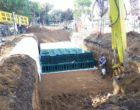 Ladispoli, lavori di smaltimento delle acque piovane in via Odescalchi
