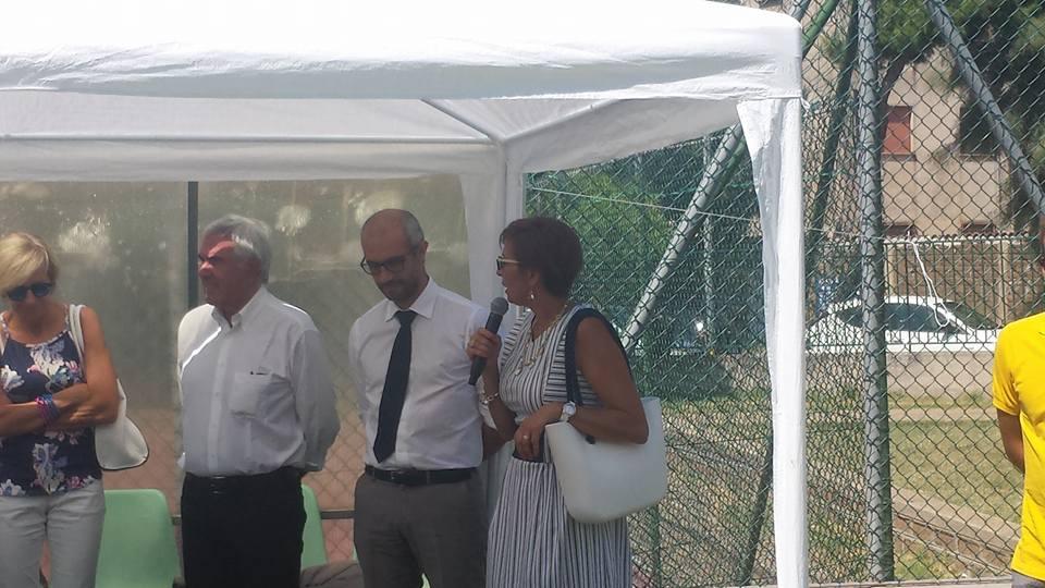 """Lucernoni: """"Complimenti a Stefania Di Iorio, nuovo fiduciario locale del CONI"""""""