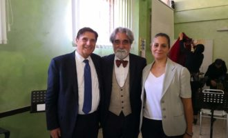 """Lucernoni: """"Un onore il maestro Vessicchio al centro Ledda"""""""