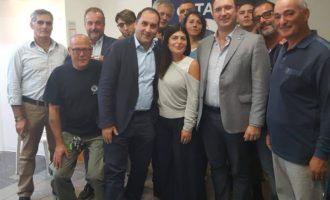 Fratelli d'Italia Civitavecchia, successo per l'incontro con il consigliere regionale Chiara Colosimo