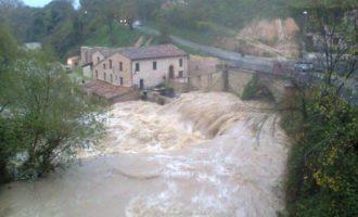 Maltempo, una sezione operativa dei VVF di Civitavecchia e Cerveteri è partita per la Sardegna