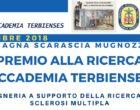 Premiata l'UNITUS di Viterbo per la ricerca sulla sclerosi multipla