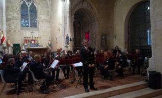 """Tarquinia, successo per il concerto della banda musicale """"Giacomo Setaccioli"""""""