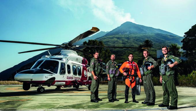 """Guardia Costiera: """"Un volo lungo 30 anni"""""""