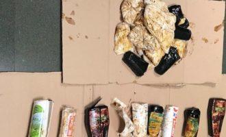 Fiumicino aeroporto, arrestata trafficante internazionale di stupefacenti