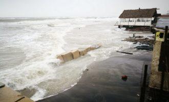Geotubo, firmata la convenzione tra comune di Fiumicino e operatori balneari