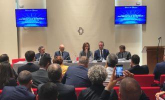 Imprenditori del territorio di Civitavecchia e del litorale nord a convegno a Montecitorio