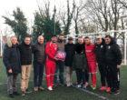 Tolfa, azienda dona un defibrillatore alla società sportiva Tolfa Calcio