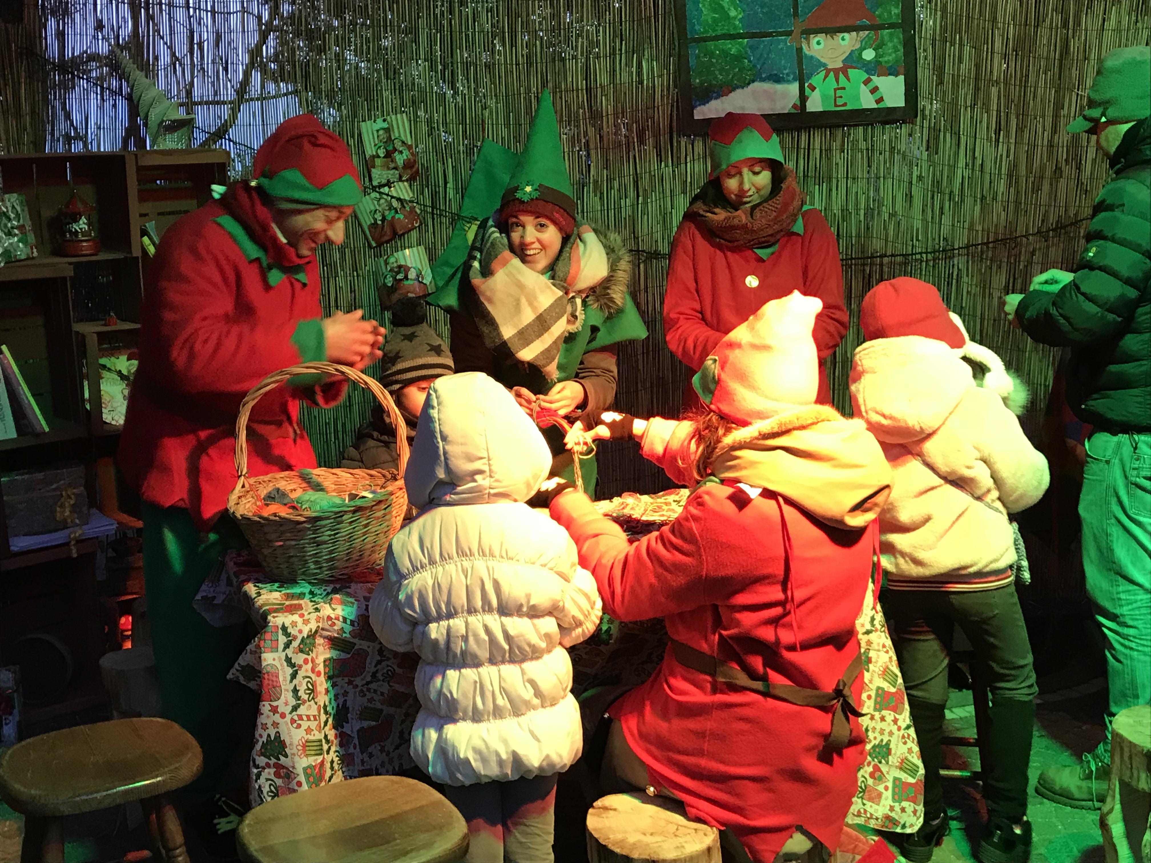 Tolfa, al via il villaggio di Babbo Natale: si parte domani alle 15