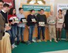 A Tolfa la cerimonia di premiazione della Fitetrec ante del Lazio