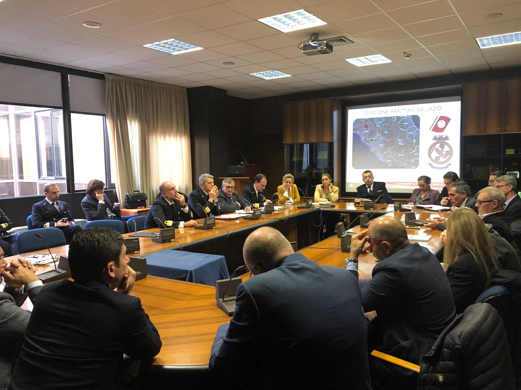 Anci Lazio e Guardia Costiera coordinano la Consulta dei Comuni Costieri coinvolgendo la Regione Lazio